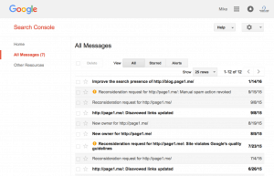 negative seo tool for google webmaster tools