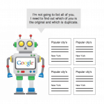 How Duplicate Content Hurts Google Ranking