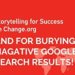 Publish Change.org Petition for Higher Google Ranking