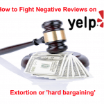 How to Fight Yelp Negative Reviews