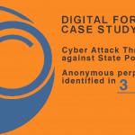 Digital Forensics Case Study– Australian State Police Threat