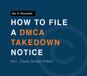 how to file a dmca takedown notice google form